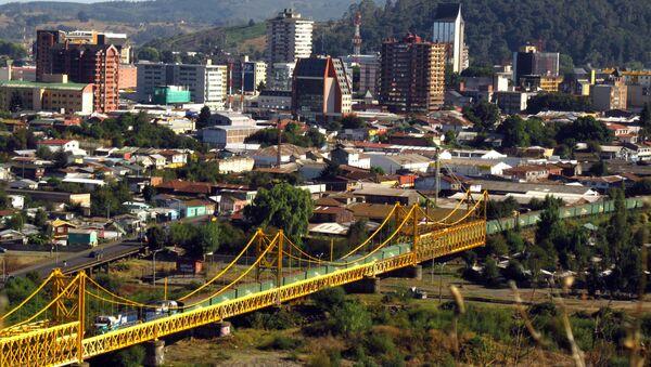 Temuco, la capital de La Araucanía - Sputnik Mundo