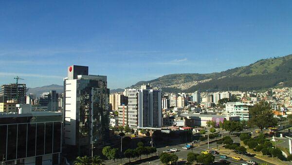 Quito - Sputnik Mundo
