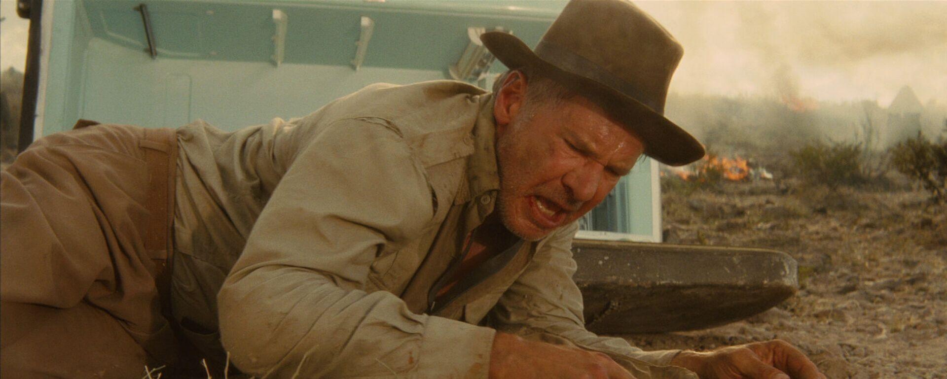 Indiana Jones - Sputnik Mundo, 1920, 11.07.2020