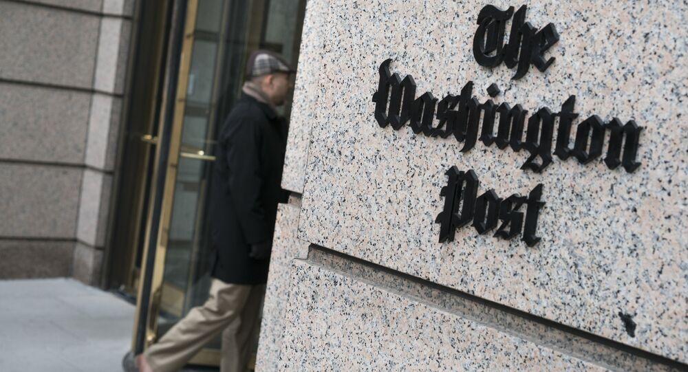 La sede del diario Washington Post en la capital estadounidense (imagen referencial)