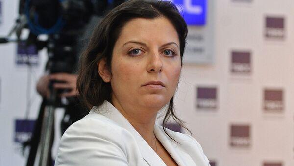 Margarita Simonián, directora de Sputnik - Sputnik Mundo