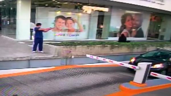 Disparan contra funcionario consular estadounidense en México - Sputnik Mundo