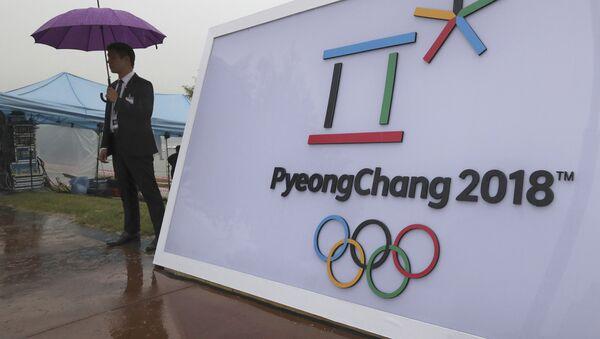 Juegos Olímpicos de 2018 en Pyeongchang (archivo) - Sputnik Mundo