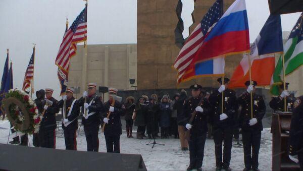 Homenaje estadounidense a las víctimas de la tragedia del Tu-154 - Sputnik Mundo