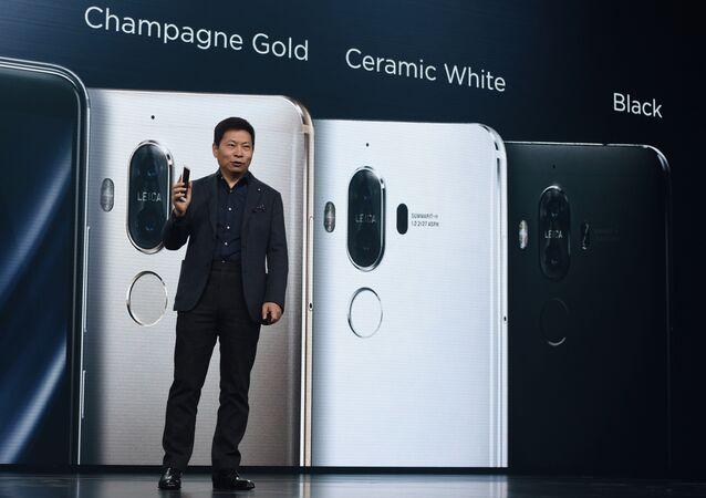 El Huawei Mate 9