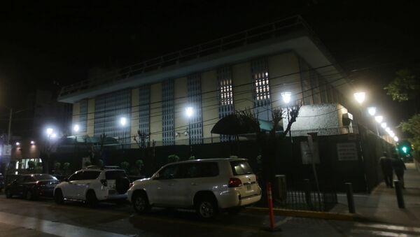 Consulado General de los EEUU en Guadalajara - Sputnik Mundo