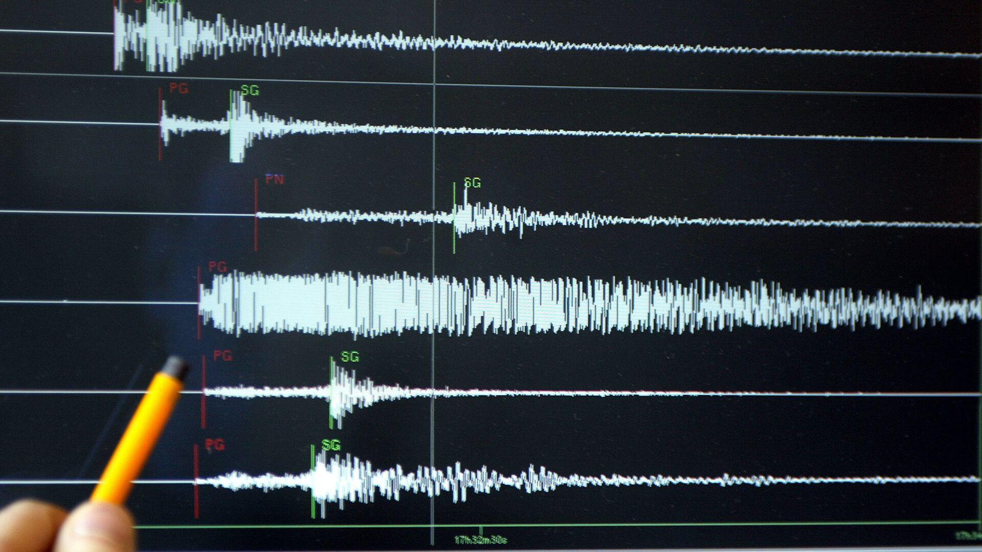Terremoto (imagen referencial) - Sputnik Mundo, 1920, 29.03.2021