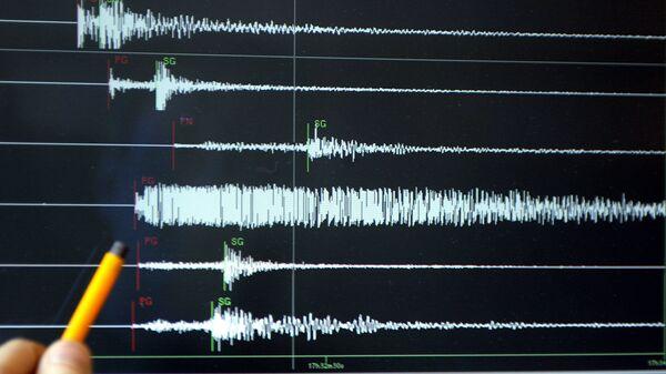 Terremoto (imagen referencial) - Sputnik Mundo