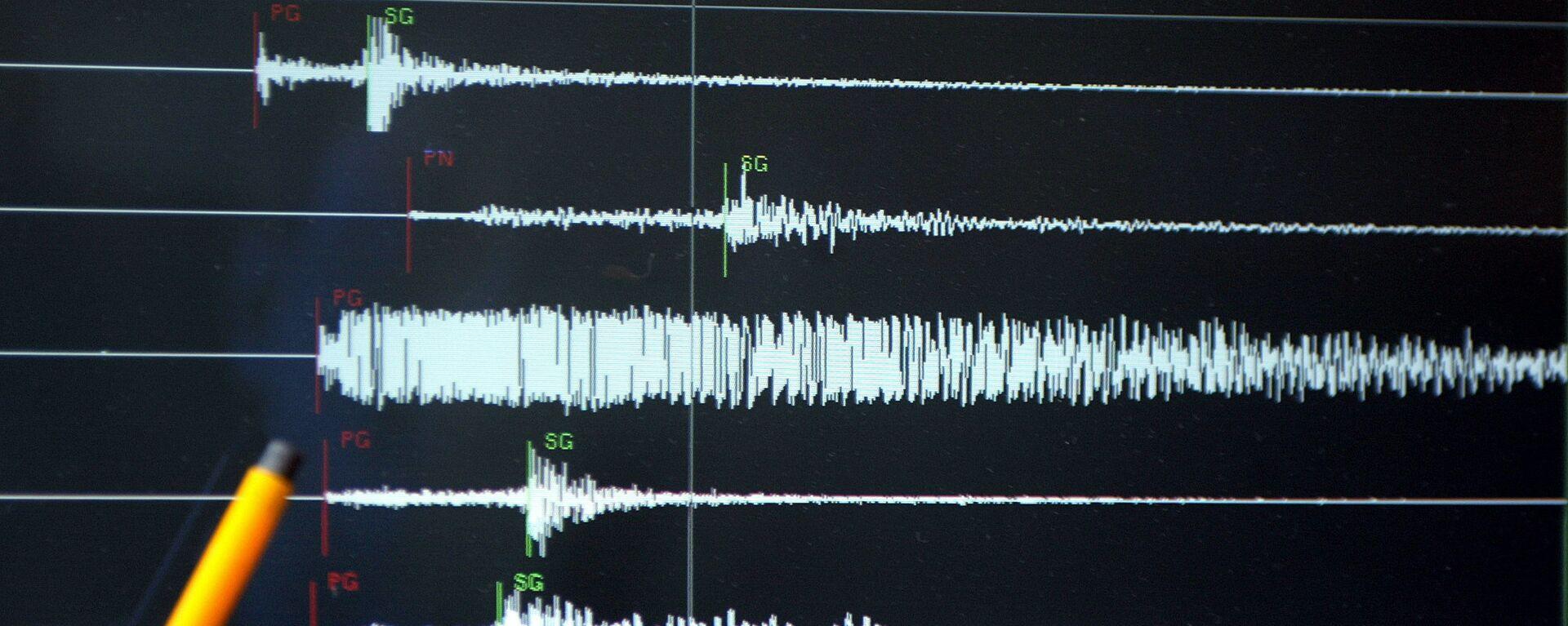 Terremoto (imagen referencial) - Sputnik Mundo, 1920, 23.06.2021
