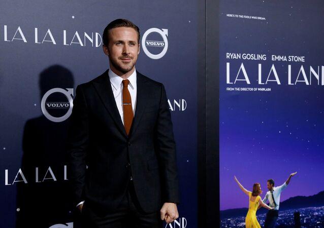 Ryan Gosling, actor canadiense