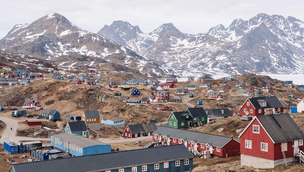 Comunidad de Tasiilaq en Groenlandia - Sputnik Mundo