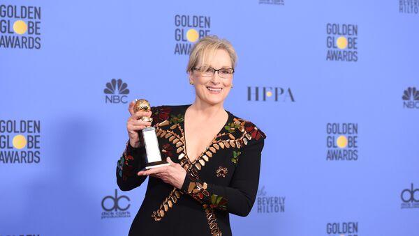 Actress Meryl Streep - Sputnik Mundo