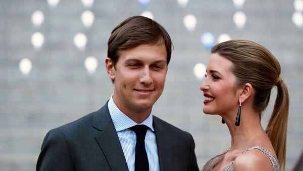 Jared Kushner y Ivanka Trump - Sputnik Mundo