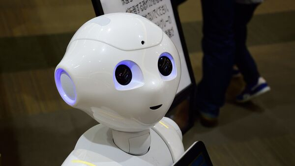 Un robot japonés - Sputnik Mundo