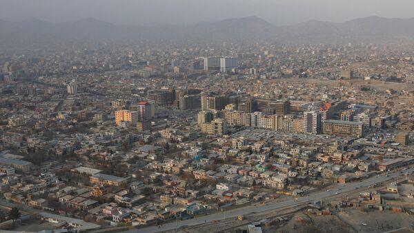 Kabul, la capital de Afganistán  - Sputnik Mundo
