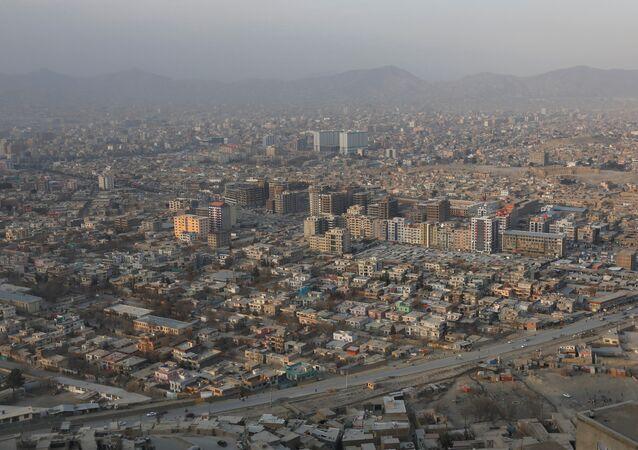 Kabul, la capital de Afganistán