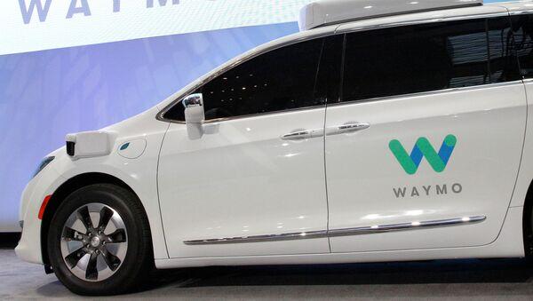 El nuevo coche autónomo de Waymo, la compañía de Google - Sputnik Mundo