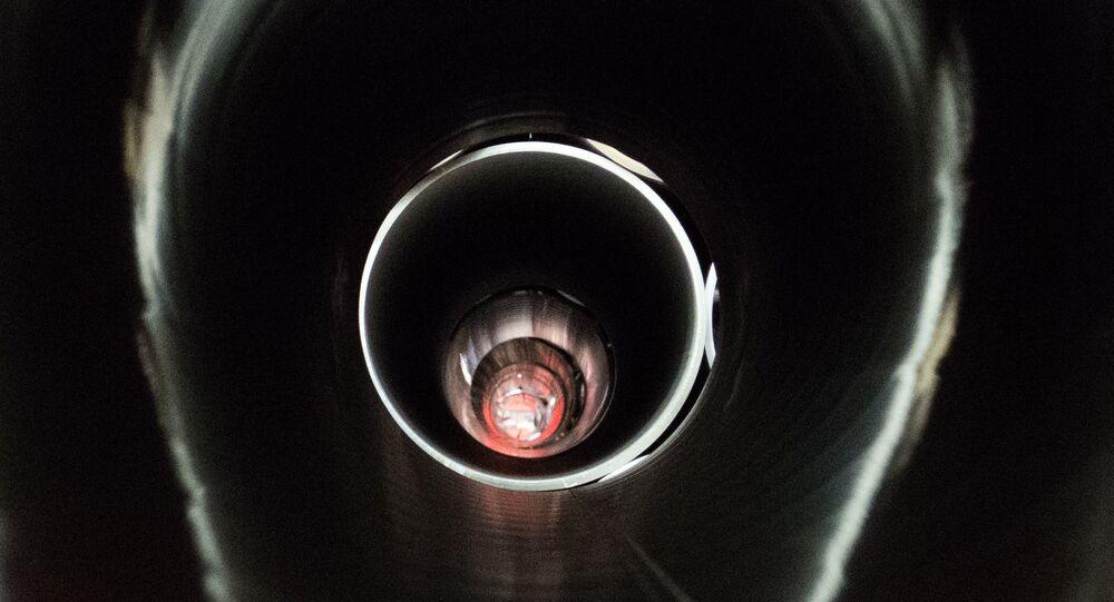 Tubería del gasoducto Nord Stream