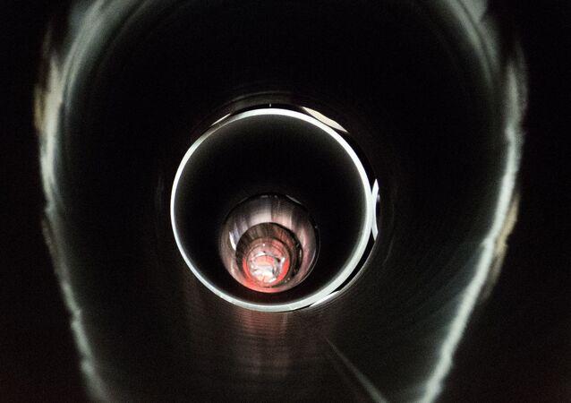 Tubería del gasoducto (archivo)