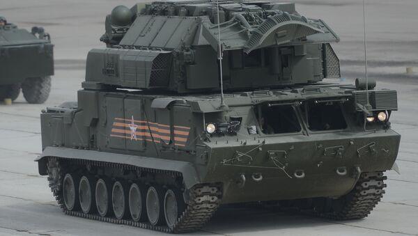 Tor-M2U, sistema de misiles antiaéreos táctico - Sputnik Mundo