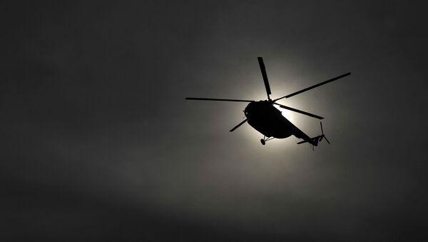 Helicóptero Mi-17 (archivo) - Sputnik Mundo