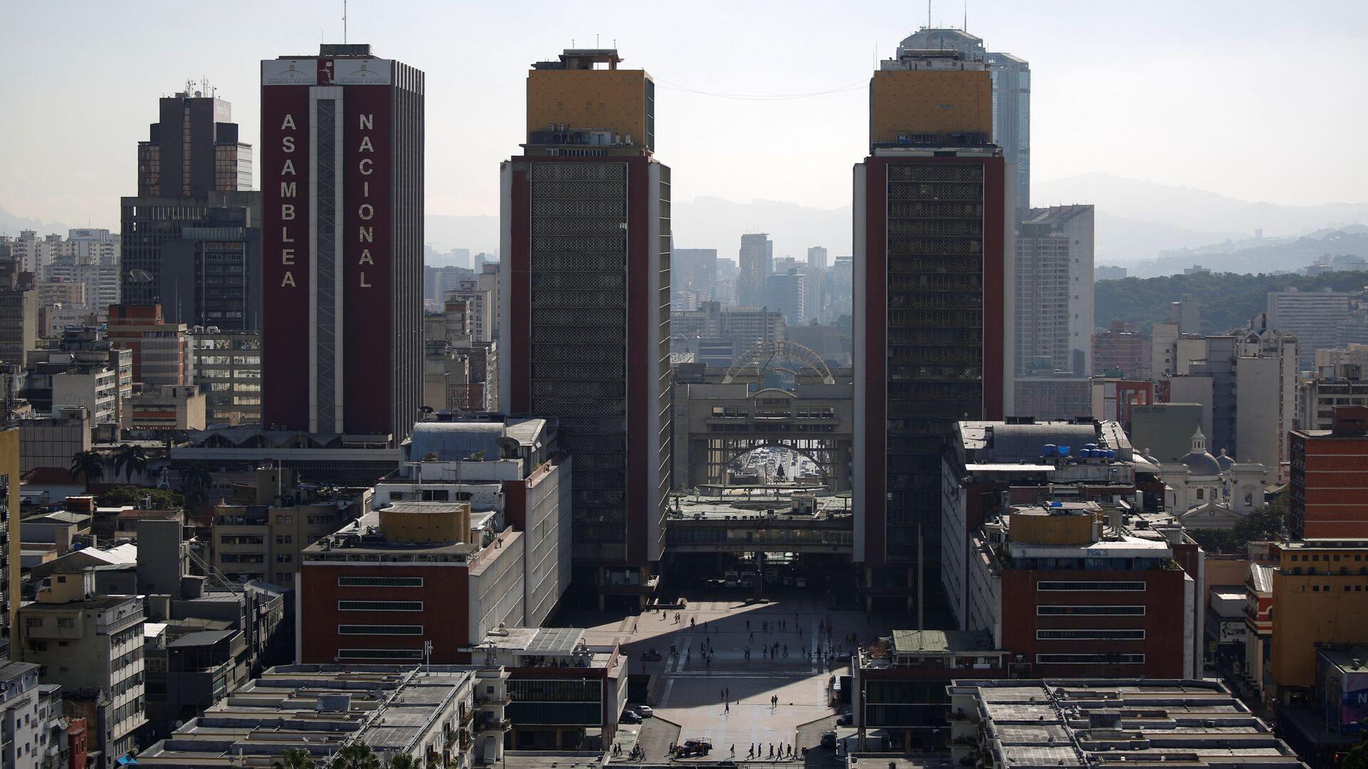 Caracas, la capital de Venezuela - Sputnik Mundo, 1920, 04.06.2021