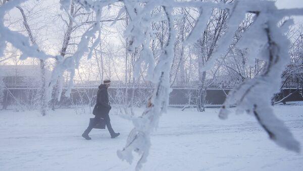 Los fríos - Sputnik Mundo