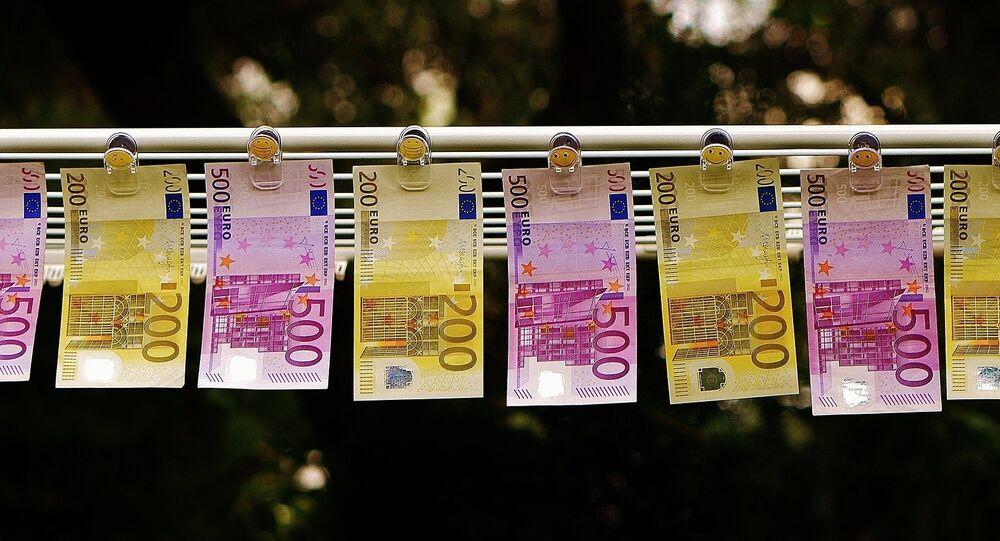 Billetes de euro (imagen referencial)