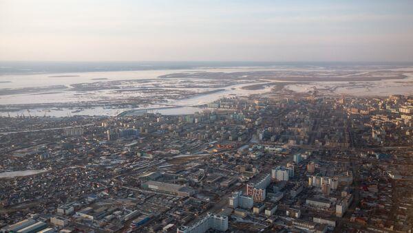 La ciudad rusa de Yakutsk - Sputnik Mundo