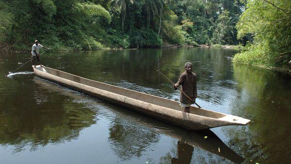 El río Congo - Sputnik Mundo