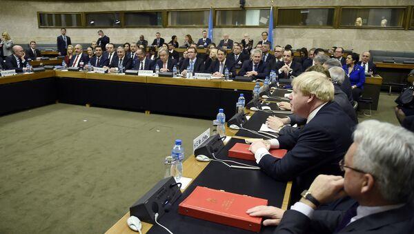 Conferencia sobre Chipre en Ginebra - Sputnik Mundo