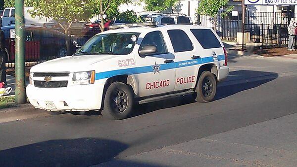 Policía de Chicago - Sputnik Mundo