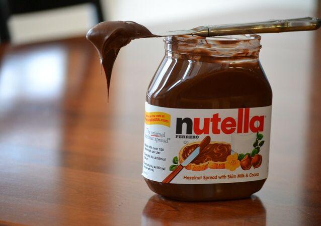 La crema de avellana Nutella (archivo)
