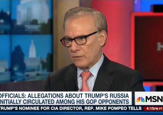 David Ignatius, columnista de The Washington Post ofrece entrevista a la cadena MSNBC
