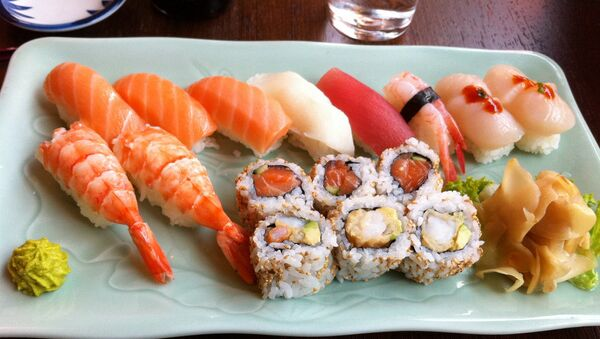 Sushi - Sputnik Mundo