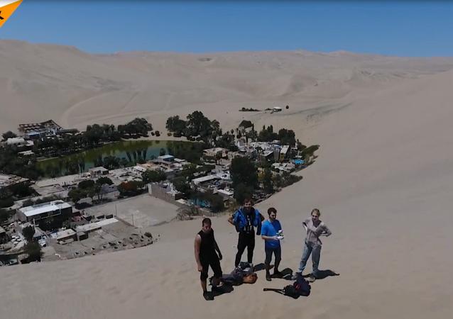 Vídeo de Perú hecho por un dron