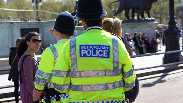 Metropolitan Police, UK - Sputnik Mundo