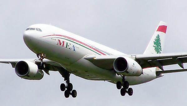 Middle Eastern Airlines - Sputnik Mundo