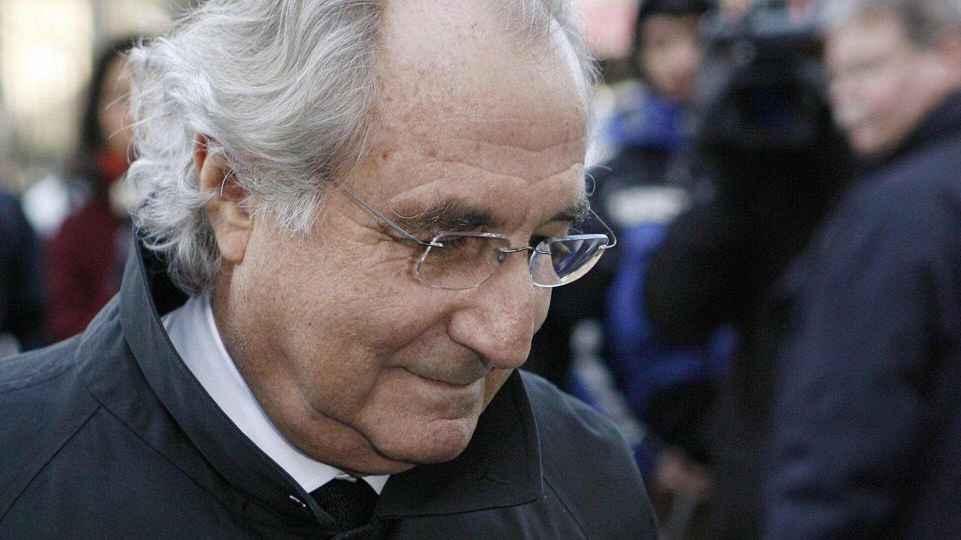 Bernard Madoff, 14 de enero de 2009 - Sputnik Mundo, 1920, 14.04.2021