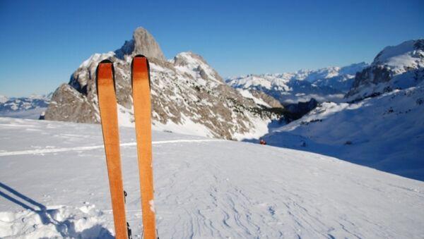 Skiing - Sputnik Mundo