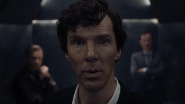 La serie británica Sherlock - Sputnik Mundo