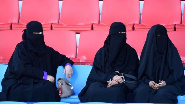 Saudi women - Sputnik Mundo
