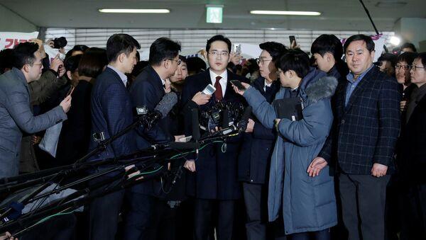 Lee Jae-yong, primer ejecutivo de Samsung Electronics - Sputnik Mundo
