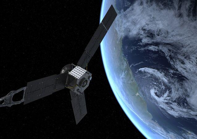 La sonda Juno (archivo)