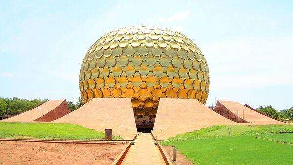 Auroville - Sputnik Mundo