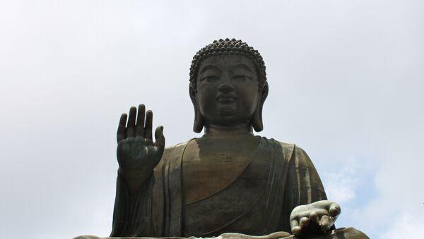 Statue of Buddha - Sputnik Mundo
