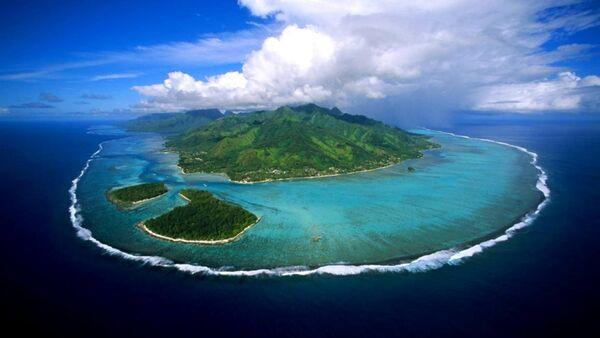 Islas de la Polinesia Francesa - Sputnik Mundo