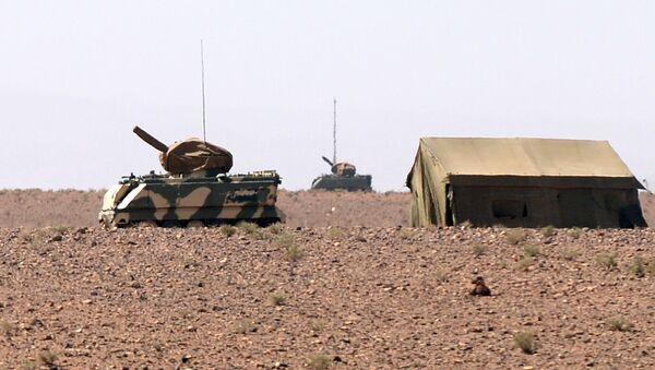 La infantería de Marruecos - Sputnik Mundo