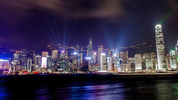 Hong Kong, China (archivo) - Sputnik Mundo
