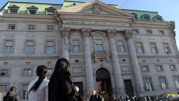 Banco de la Nación Argentina - Sputnik Mundo
